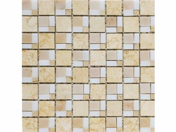 Marble mosaic SUNNY by FRIUL MOSAIC