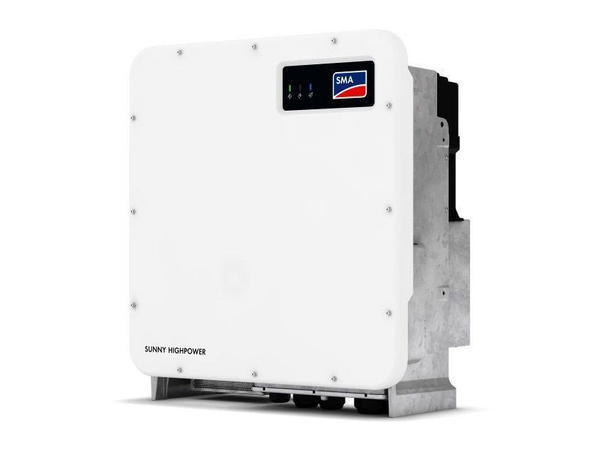 Inverter for photovoltaic system SUNNY HIGHPOWER PEAK3 by SMA
