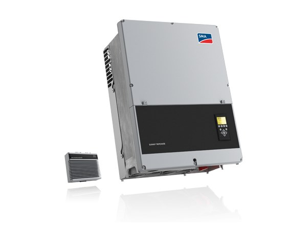 Three-phase Inverter for photovoltaic system SUNNY TRIPOWER 60 by SMA