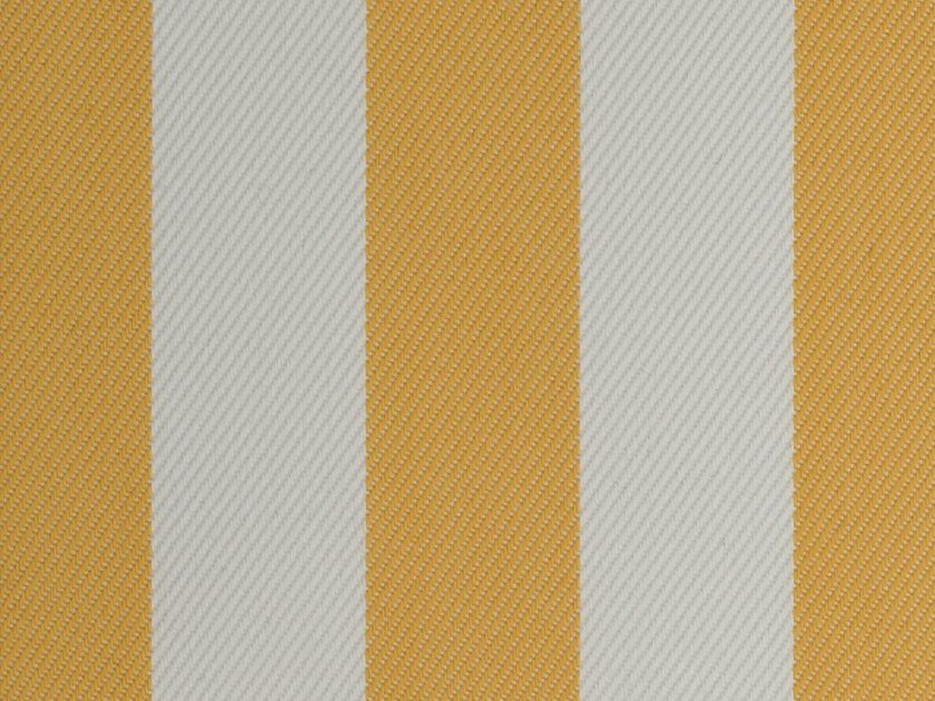 Striped polypropylene fabric SUNSET STRIPES by Elastron