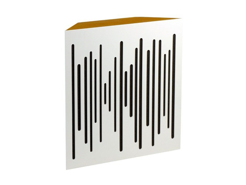 MDF decorative acoustical panel SUPER BASS EXTREME by Vicoustic by Exhibo