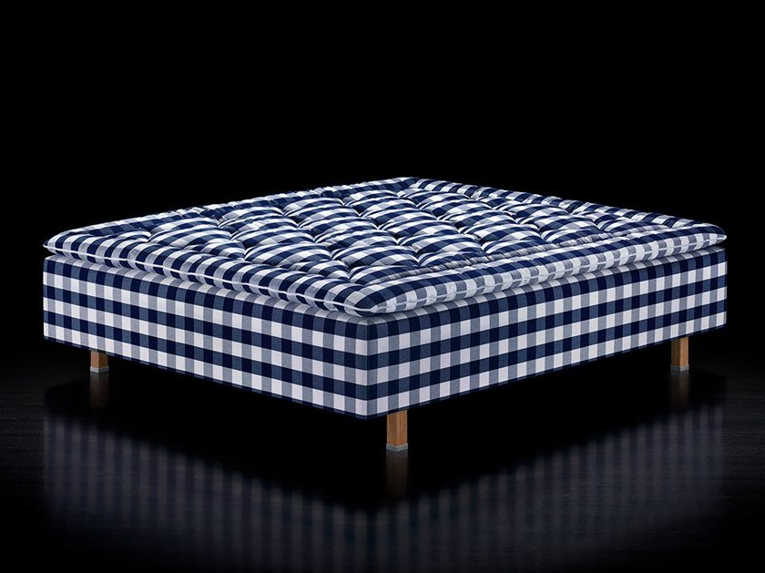 Fabric double bed SUPERIA by Hästens