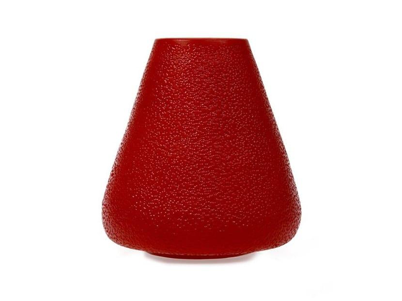 Ceramic vase SURFACE I by Kiasmo