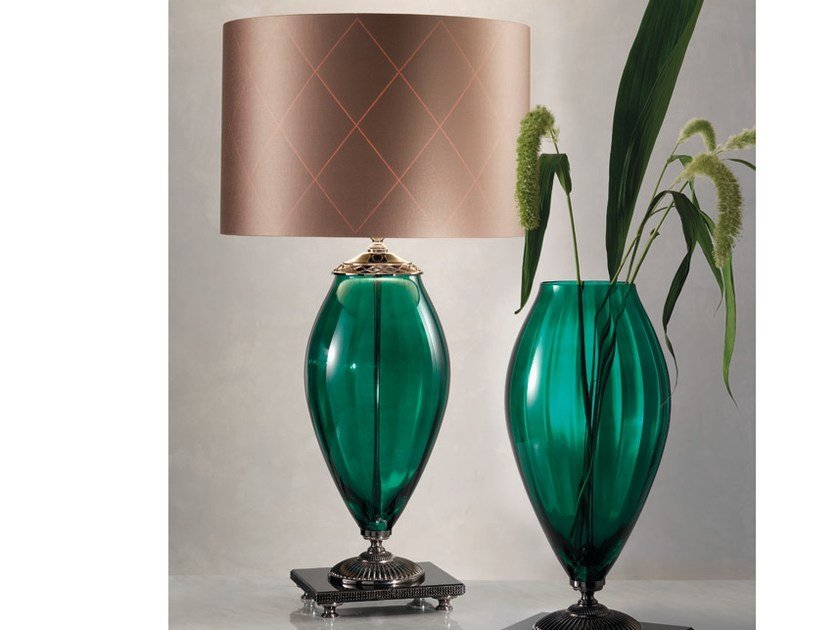 Table lamp SURYA LG1 by Euroluce Lampadari