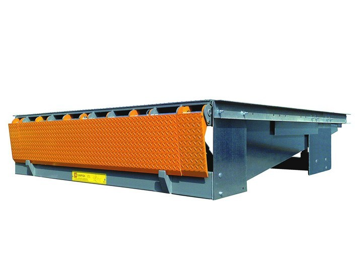 Loading ramp SUSPENDED DOCK LEVELLERS by CAMPISA