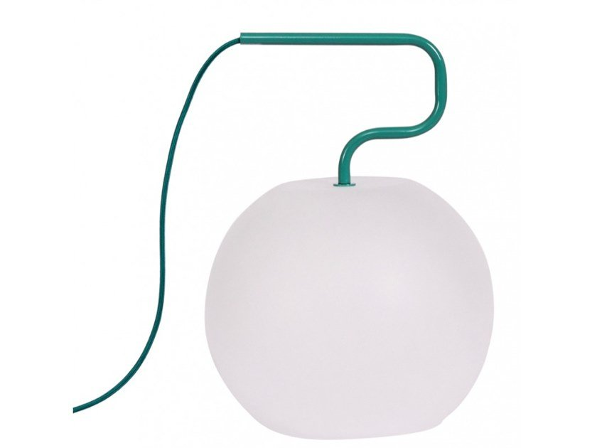Glass table lamp SUZANE by Flam & Luce