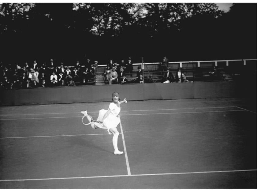 Stampa fotografica SUZANNE LENGLEN 1921 by Artphotolimited