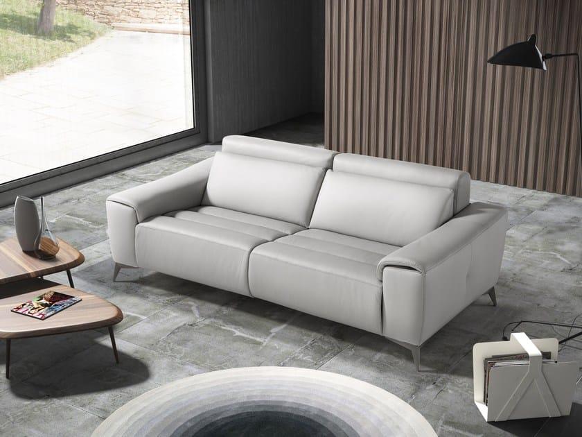 Sofa with headrest SUZETTE | Sofa by Egoitaliano