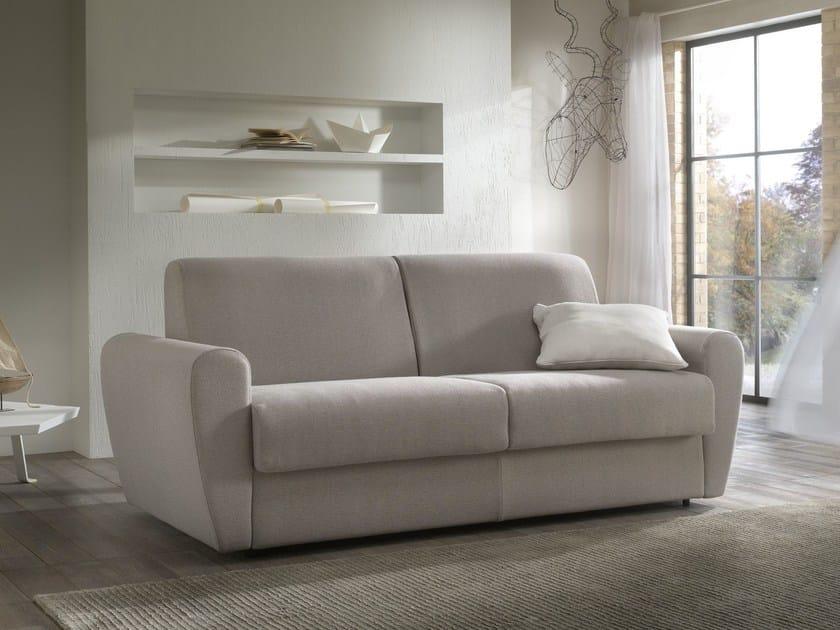 Fabric sofa bed SVEN by Felis