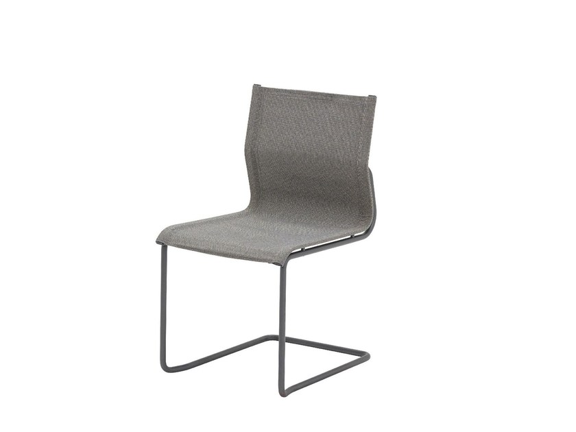 Cantilever garden chair SWAY | Chair by Gloster