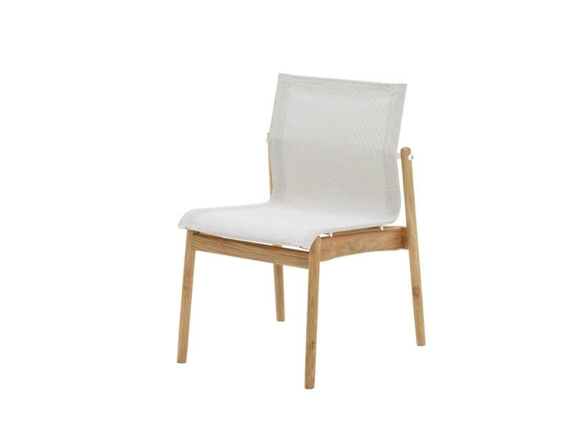 Garden chair SWAY TEAK   Chair by Gloster