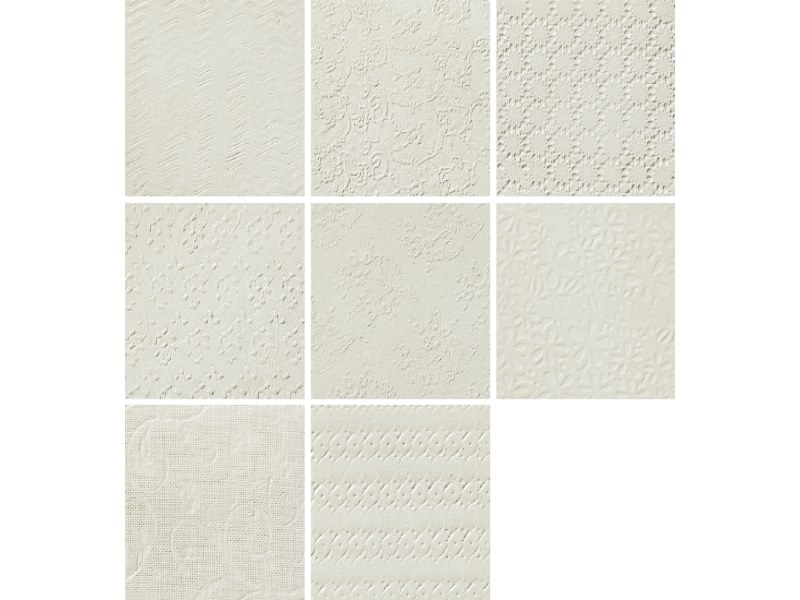 Porcelain stoneware wall tiles SWEET REVOLUTION | GREEN by Ceramica Fioranese