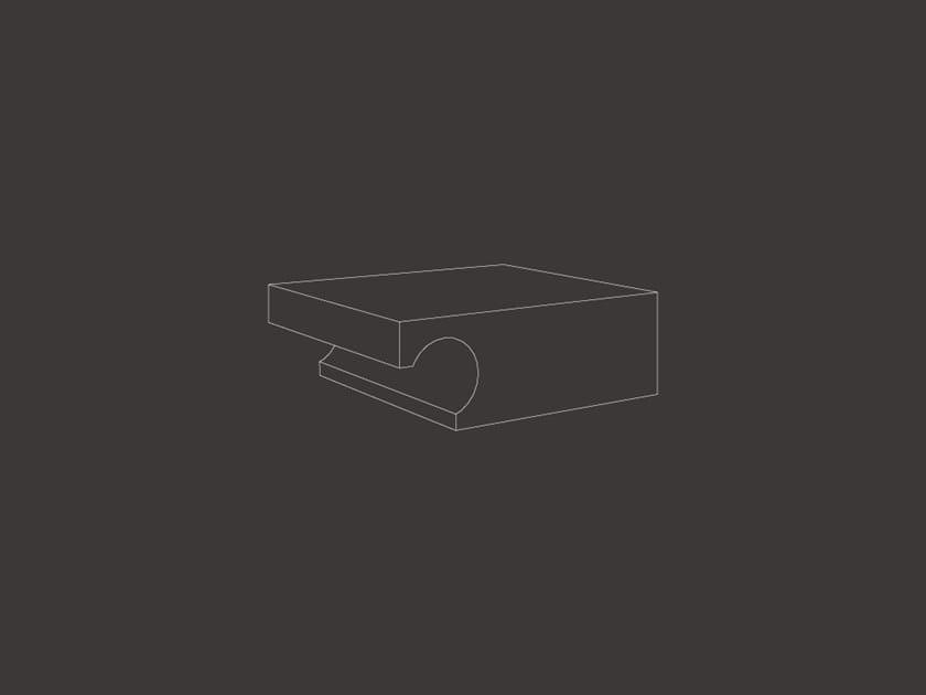 Supporto per doccette in silicone SWI 08 by Ceadesign