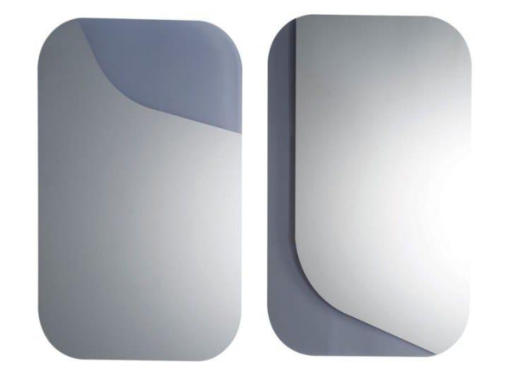 Specchio rettangolare SWOOSH by ROCHE BOBOIS