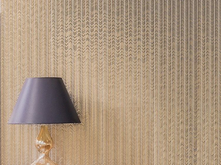 Wall tiles with metal effect SYDNEY GOLD by Venis