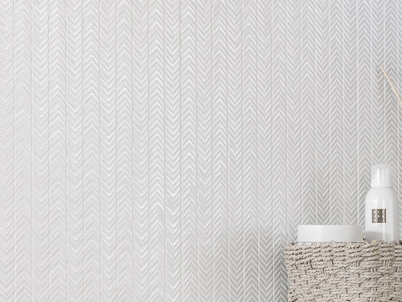 Wall tiles with metal effect SYDNEY PEARLS by Venis