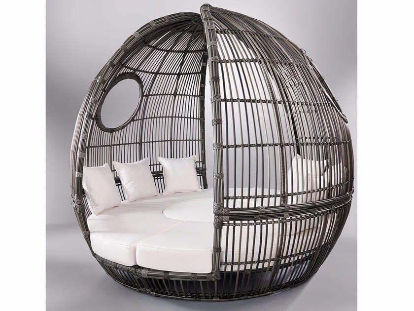 Round igloo garden bed SYMI COCOON | Garden bed by MOBIKA GARDEN