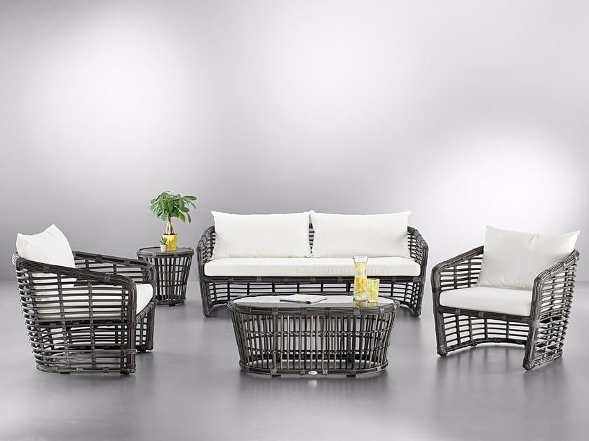 Lounge set SYMI   Lounge set by MOBIKA GARDEN