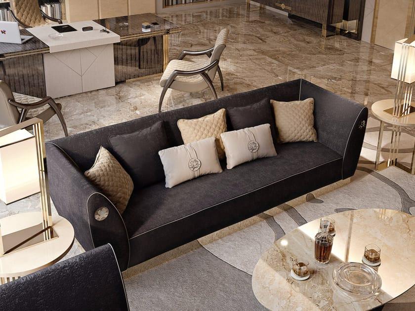 3 seater fabric sofa SYMPHONY   Sofa by Bizzotto
