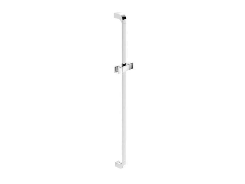 Metal shower wallbar SYSTEM 800 | Shower wallbar by HEWI