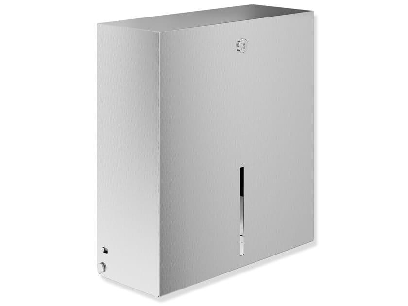 Distributore carta igienica in acciaio inox SYSTEM 900 | Distributore carta igienica by HEWI