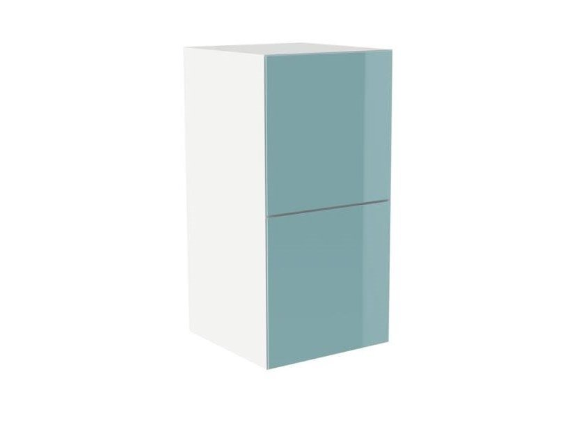 MDF bathroom wall cabinet with drawers SYSTEM M40 | Bathroom wall cabinet with drawers by HEWI