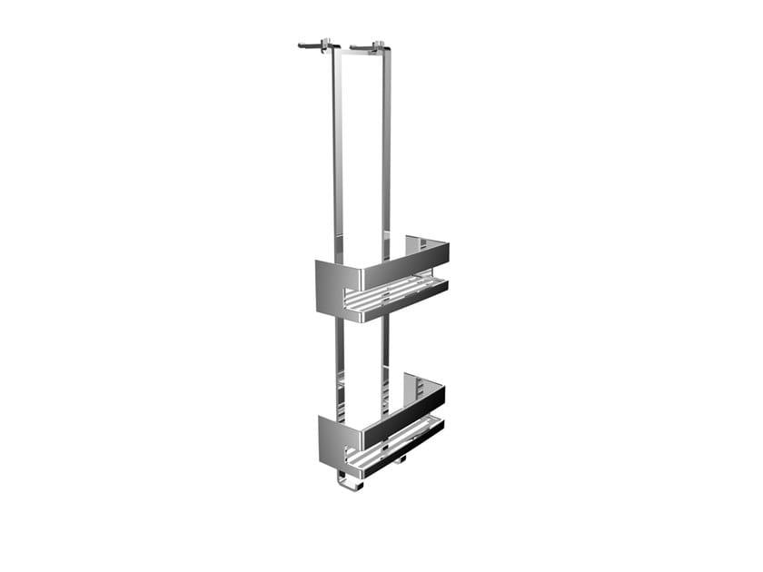 Metal bathroom wall shelf SYSTEM2 | Bathroom wall shelf by Emco Bad