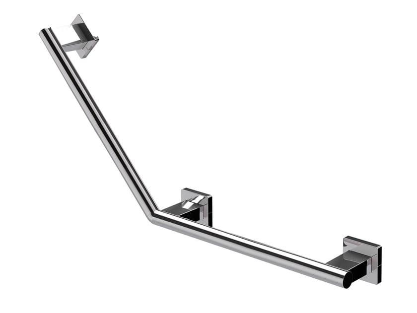 Maniglione bagno fisso in metallo SYSTEM2 | Maniglione bagno fisso by Emco Bad