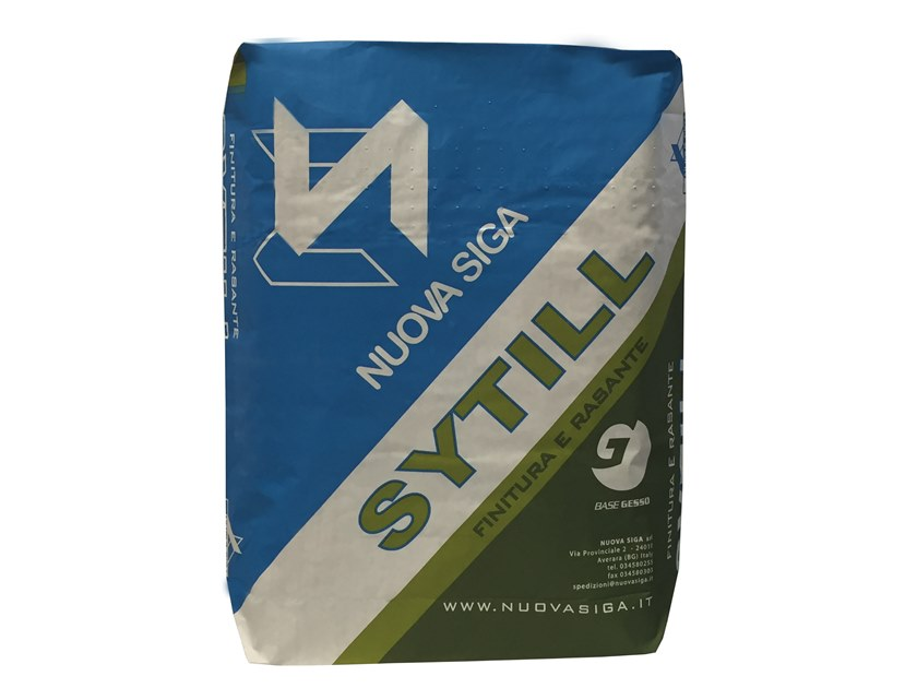 Smoothing compound SYTILL by Nuova Siga