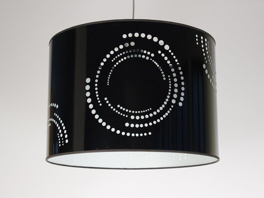 PVC lampshade T002 | Lampshade by Ipsilon PARALUMI
