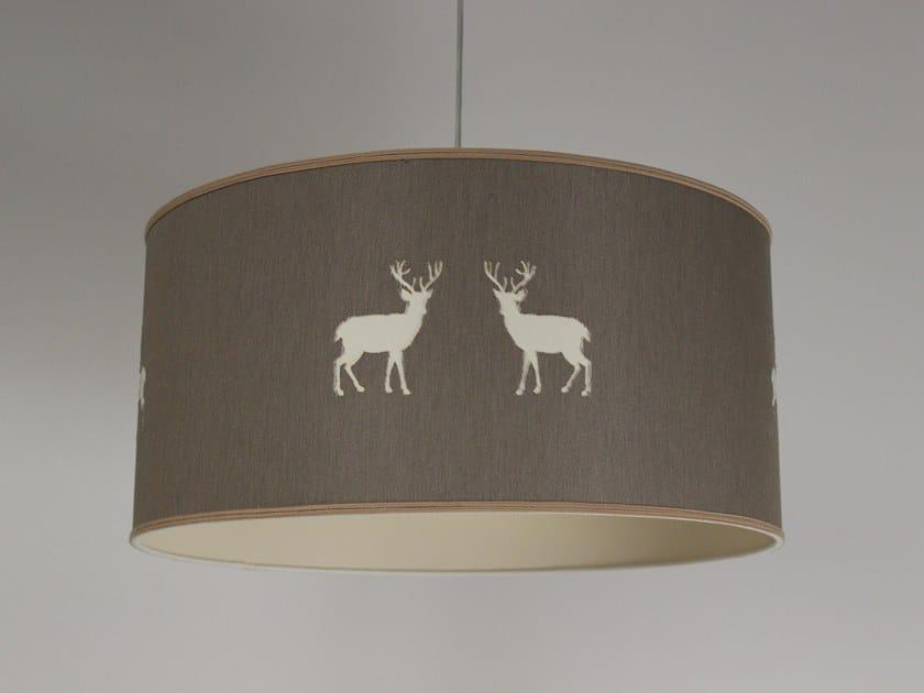 Fabric lampshade T006 | Lampshade by Ipsilon PARALUMI