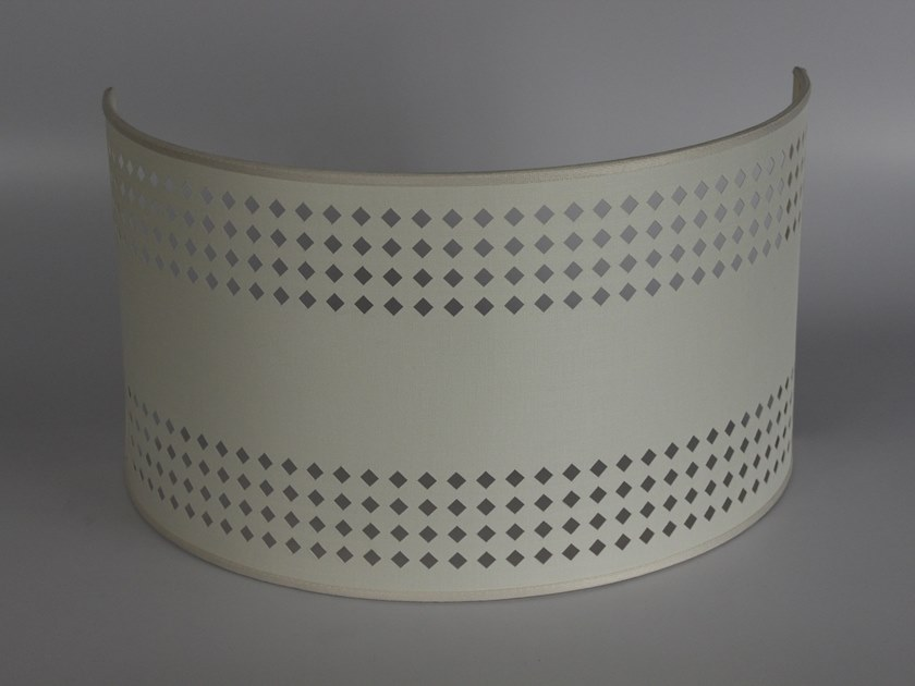 Cotton lampshade T014 | Lampshade by Ipsilon PARALUMI