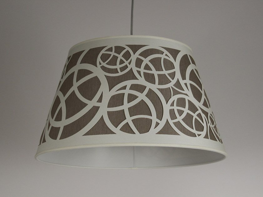 Fabric lampshade T016 | Lampshade by Ipsilon PARALUMI