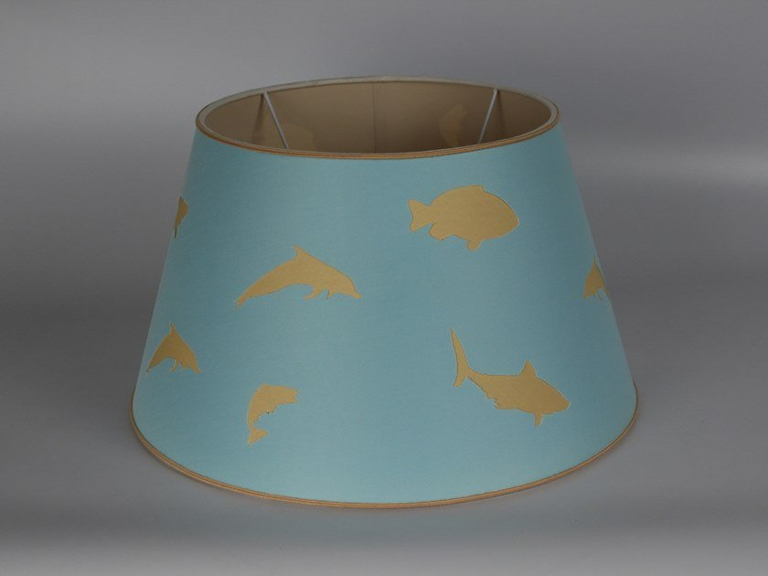 Cotton lampshade T024 | Lampshade by Ipsilon PARALUMI