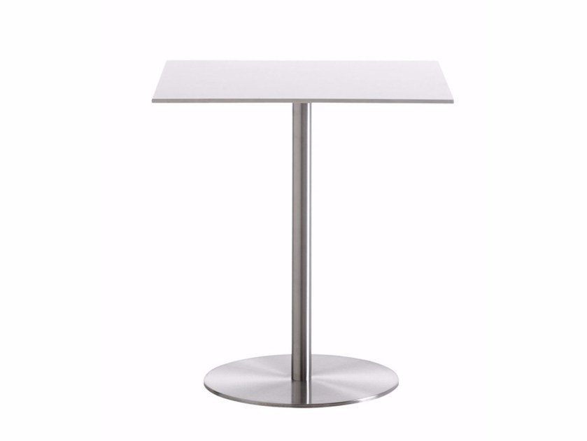 Square table T1 BISTROT | Square table by Casamania & Horm