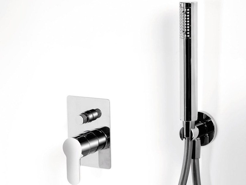 Shower mixer with diverter TAB | Shower mixer with diverter by RITMONIO