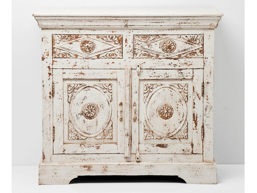 Lacquered wooden sideboard TABERNA   Sideboard by KARE-DESIGN