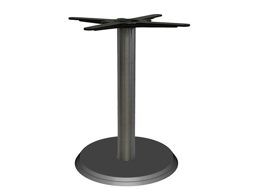 Cast iron table base ISOLA | Table base by Vela Arredamenti