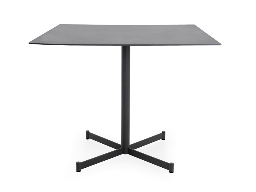 Aluminium garden table TEODORA | Table by Braid
