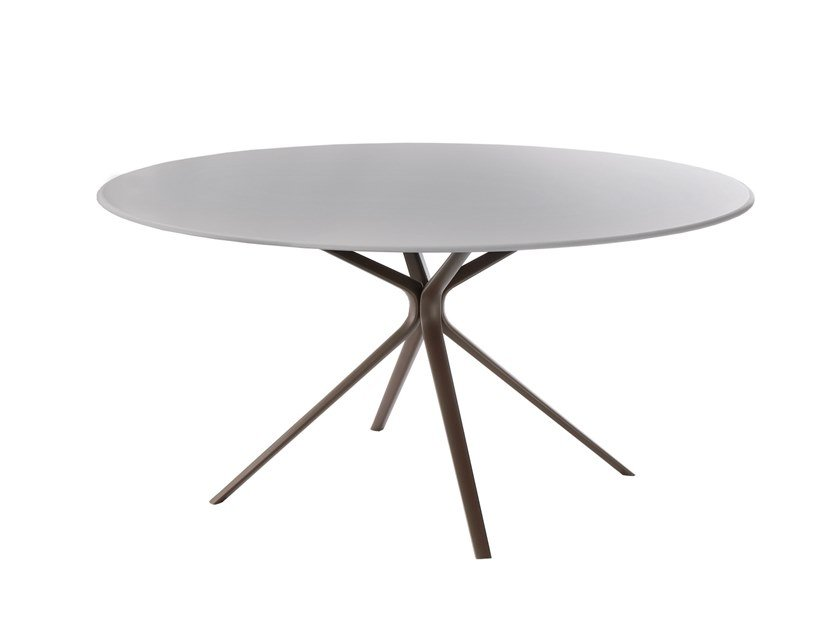 MOAI | Table ronde Collection Moai By FAST design Lievore Altherr