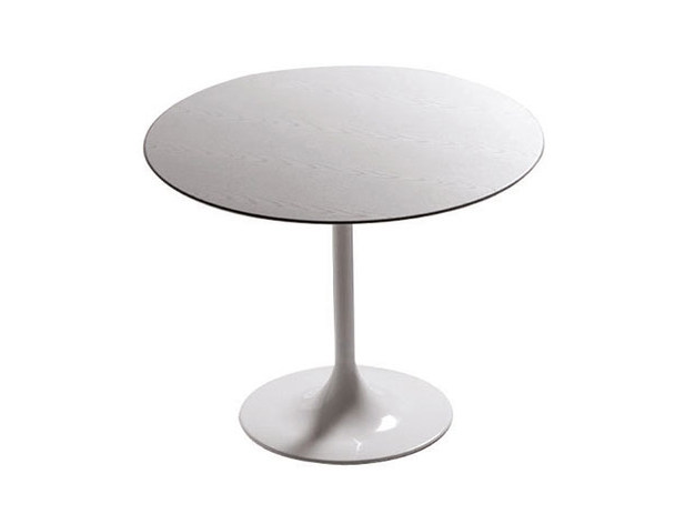 Round HPL table DROP | Table by FIT INTERIORS