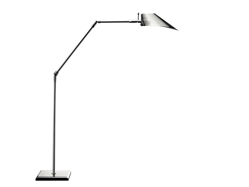 Adjustable desk lamp AIRONE/M | Table lamp by ANNA LARI