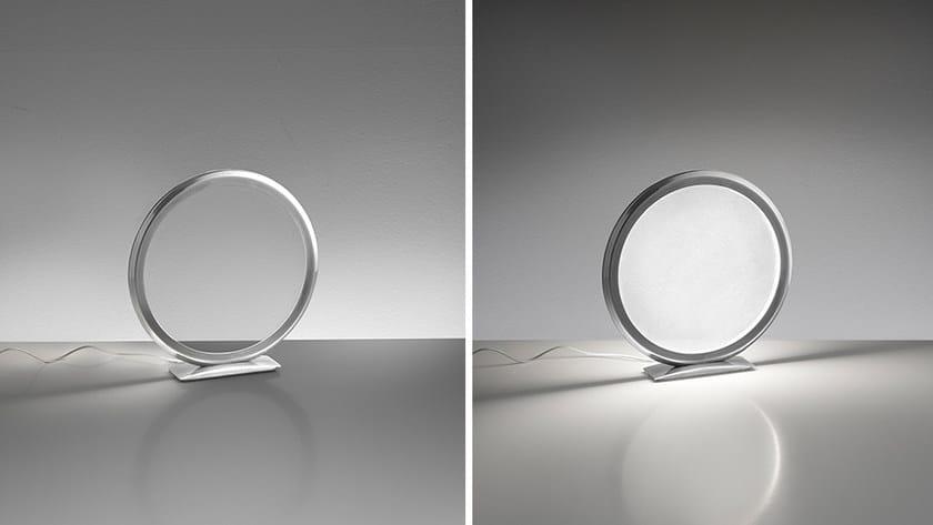 DISCOVERY | Lampada Da Tavolo, Lampada Da Tavolo A LED In Alluminio,