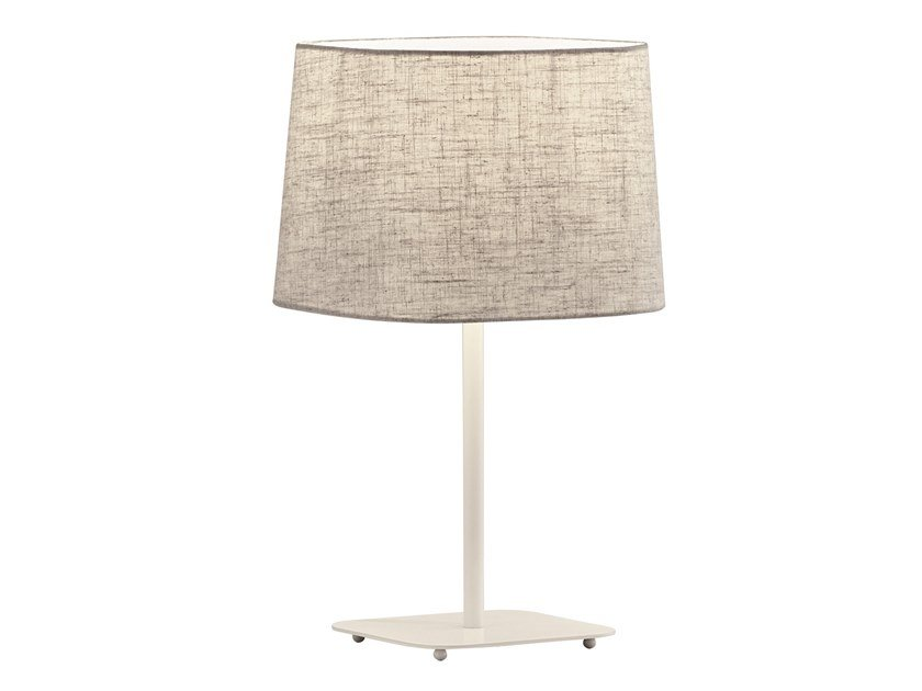 Steel and PVC table lamp HENDRIX | Table lamp by Terzo Light