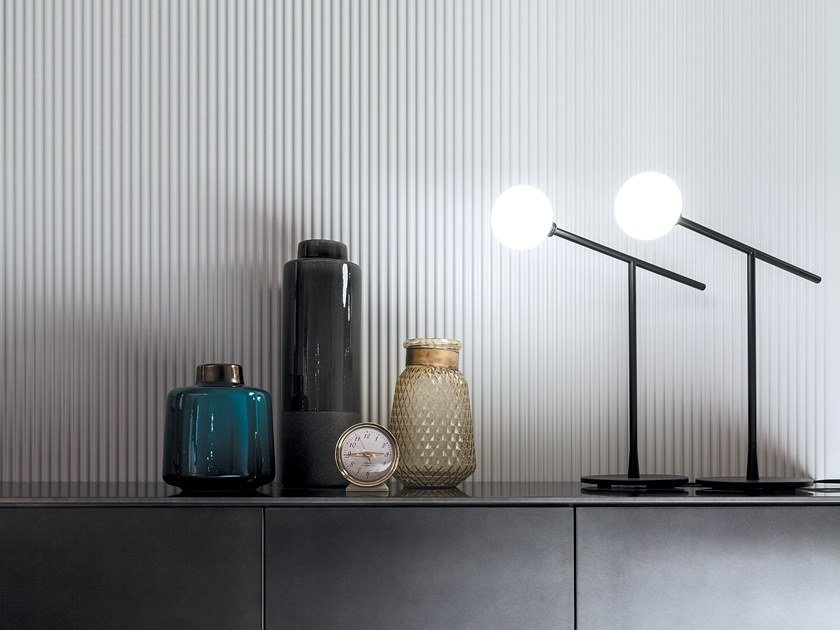 Direct light metal table lamp BRILLO | Table lamp by Capo d'Opera
