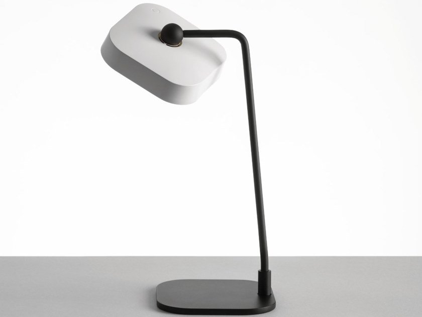 LED table lamp cordless FLAI DESK by DIOMEDE