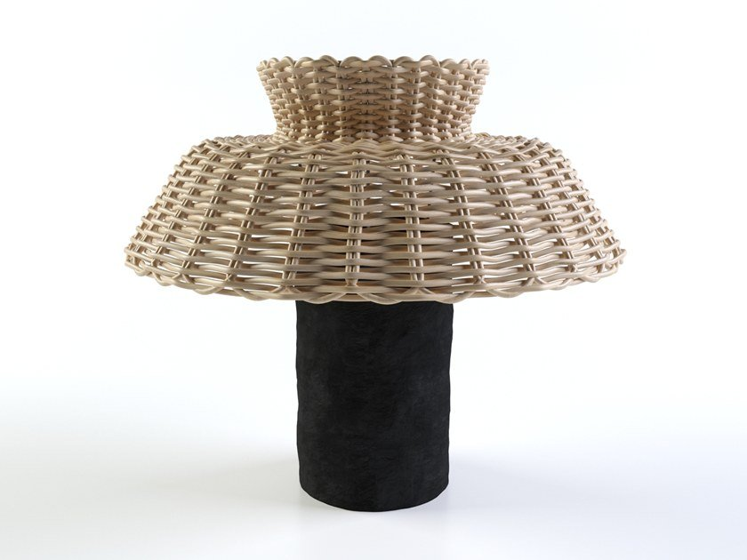 Table lamp STRIKHA   Table lamp by FAINA Collection