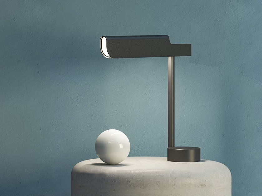 LED swivel table lamp with dimmer PROFILE | Table lamp by Formagenda