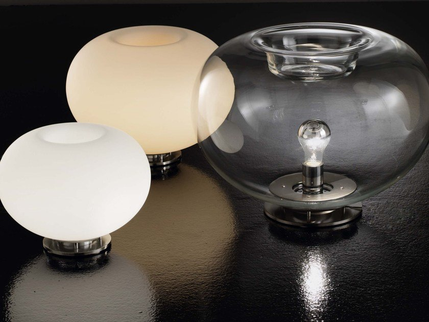 Murano glass table lamp AURORA | Table lamp by IDL EXPORT