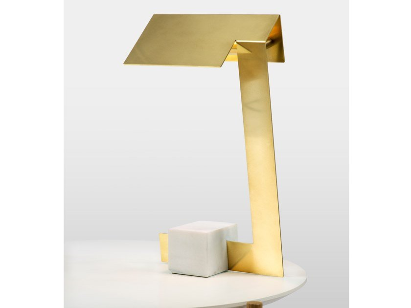 LED table lamp CLARK | Table lamp by Lambert & Fils